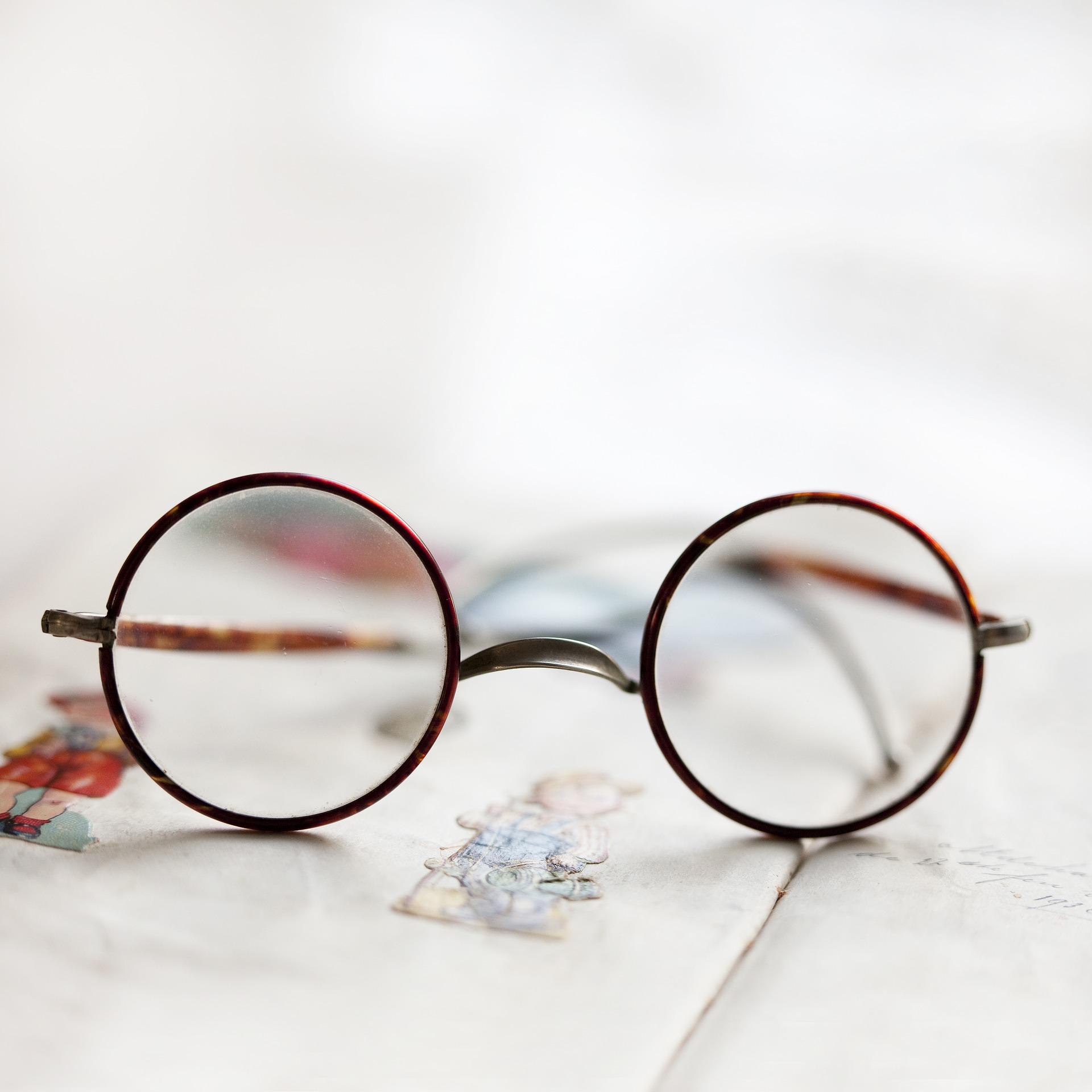 Gutes tun – Wohin mit der alten Brille? - minimalkonzept